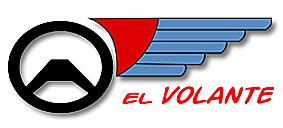 logo autoescuela el volante