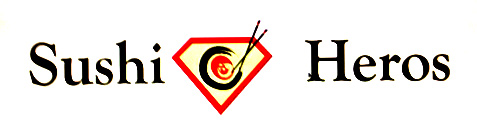 logo sushi heros