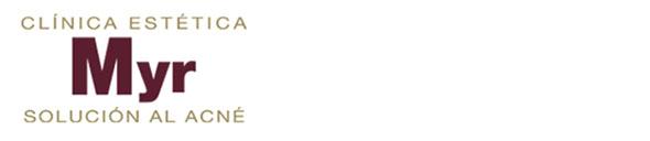 logo estetica myr