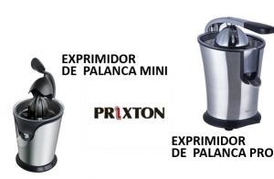 Exprimidor Eléctrico con Palanca Prixton