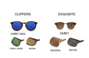 Gafas polarizadas de David Locco