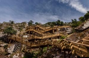 Aventura y Naturaleza: Hotel 3* + entrada Passadiços do Paiva