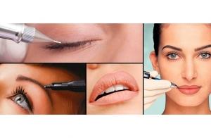 Micropigmentación o microblading en cejas, ojos o labios