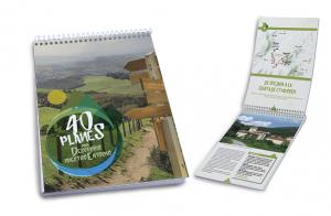 Libro de 40 planes para descubrir nuestro entorno