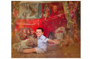 Sesión de fotos infantil con Aitziber Bonilla