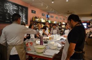 Curso de pasta fresca y raviolis y/o pizza