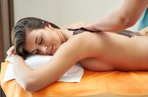 Chocolaterapia corporal + tratamiento express facial vitamina C