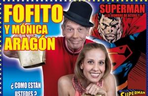 Entradas Gran Circo Mundial con Fofito y Mónica Aragón