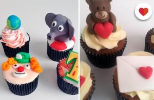 Curso de cupcakes en febrero