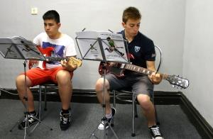 Curso de iniciación a la guitarra