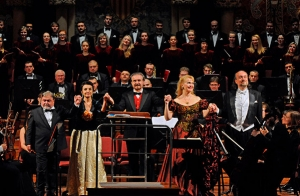 Carmina Burana, Orff y Requiem Mozart