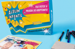 Pack Álbum Infantil de Guardería