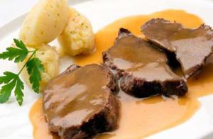 Menú especial cenas en Itxas-Berri