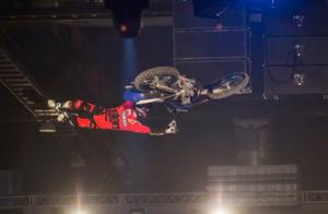 Freestyle Motocross en Pamplona