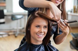 Sesión completa de peluquería en Basauri