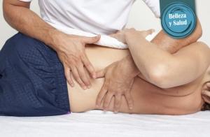 1 sesión de masaje y finaliza con tus dolencias