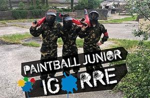 ¡Suelta adrenalina al aire libre! Paintball para adultos o niños