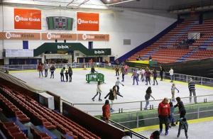 Acceso a pista de hielo en Bilbao, 50 minutos o tiempo ilimitado