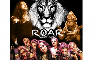 """Entrada para """"Roar Dance Show"""" ¡Única función!"""