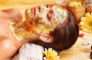 Tratamiento facial Gold