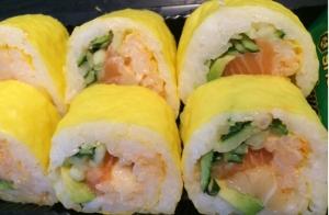 Menú japonés para dos en Sushi Heros