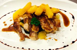 Exquisito menú degustación en Restaurante Víctor