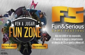 Entradas Fun Zone Videojuegos 2015