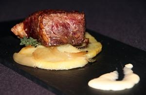 Disfruta de un exquisito menú en Lekeitio