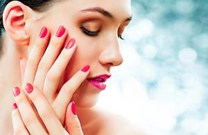 Higiene facial+manicura+pedicura y masaje