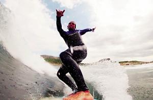 Clases de surf en la costa bizkaina