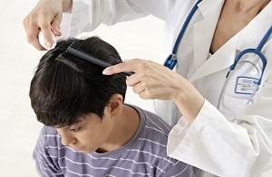 Tratamiento contra los piojos y liendres