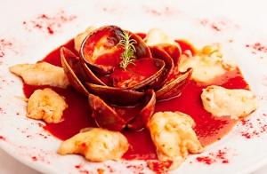 Exquisito menú degustación Primavera-Verano