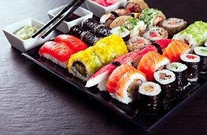 Menú japonés para dos en Bilbao