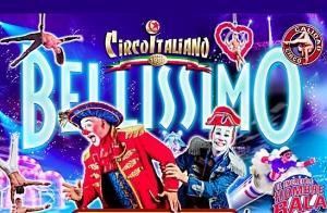 IL Circo Italiano llega a Getxo