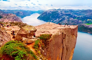 Vuelo directo a Noruega desde Vitoria-Gasteiz