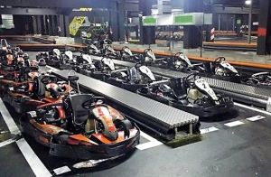 Curso de pilotaje de Karts para niños