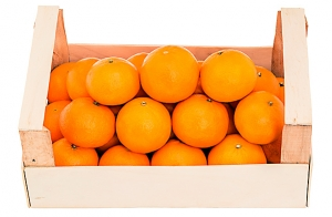 Caja de naranjas Navel de 10 Kg o 15 Kg