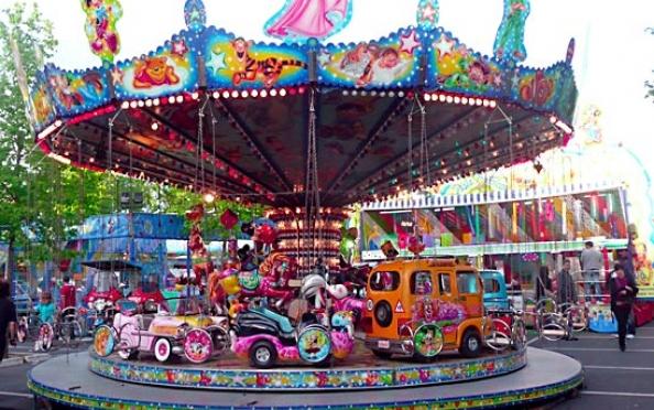 14 viajes en Carrusel Infantil