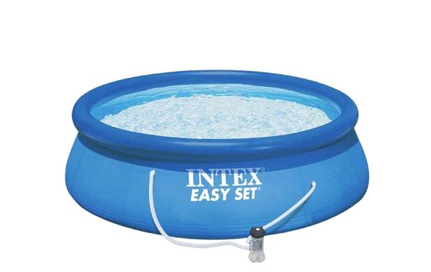 Piscina easy set con depuradora descuento 47 85 for Llenar piscina precio