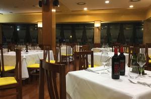 Menú especial Restaurante La Bilbaina