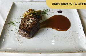 Menú Jantour en Aspaldiko