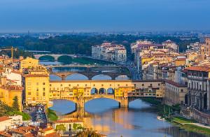 Escapada de 6 dias a Venecia y Florencia en AD