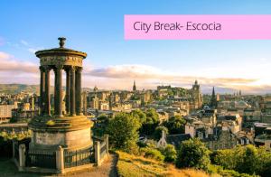 City Break-  Escocia Misterioso