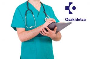 Oposición para Auxiliar de Enfermería OSAKIDETZA 2019 (País Vasco)