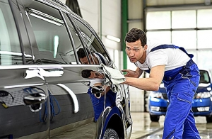 Lavado de coche a mano