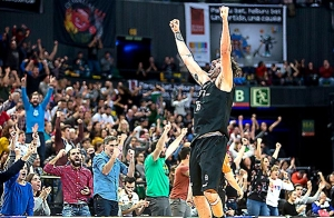 RETAbet Bilbao Basket Vs. Montakit Fuenlabrada