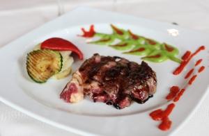 Menú degustación en Restaurante Landatxueta