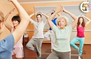Curso yoga o meditación para niños o biodanza